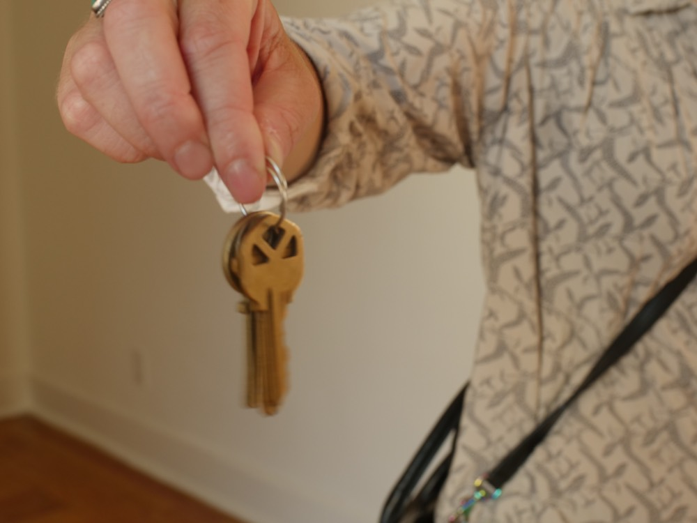 Apartment keys