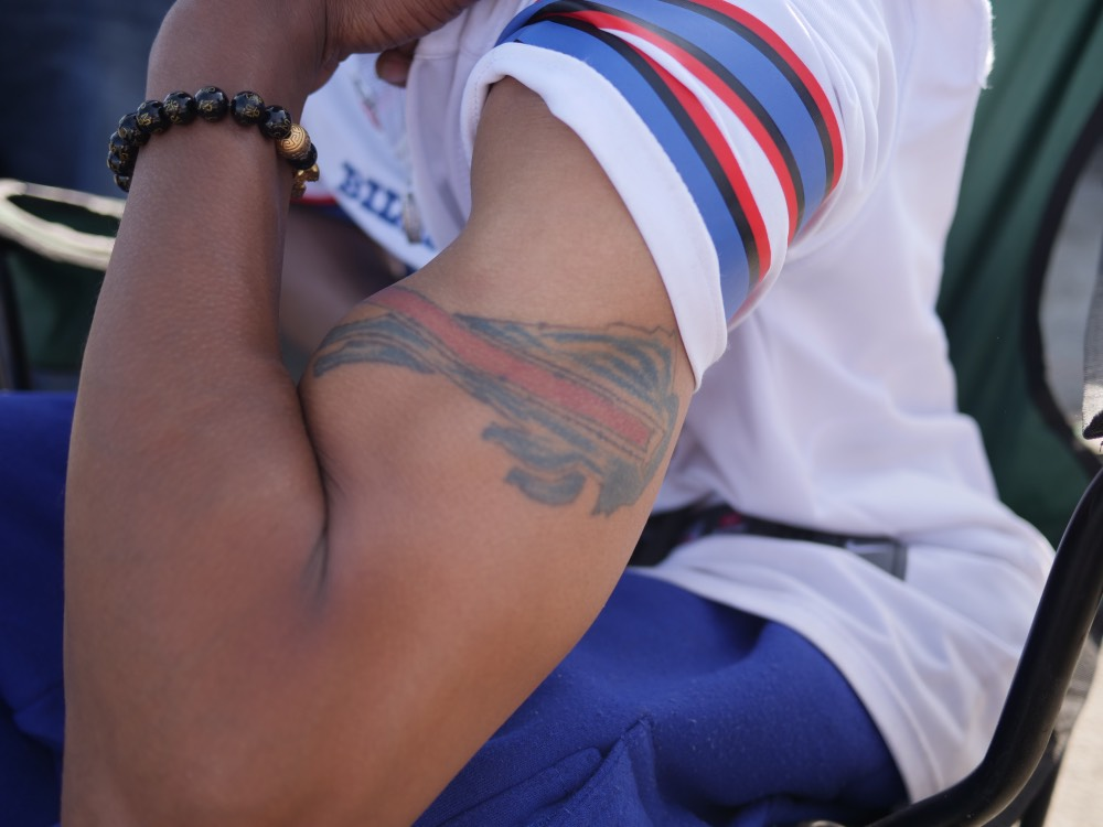 Bills tattoo