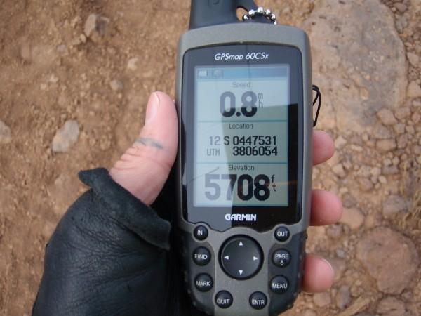 Garmin GPS Unit