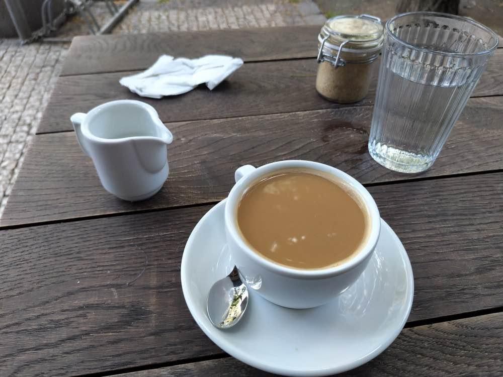 Prague coffee