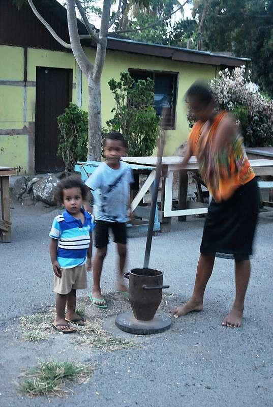 Pounding Kava