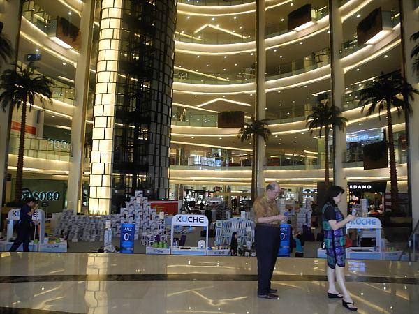 Shopping mall Jakarta