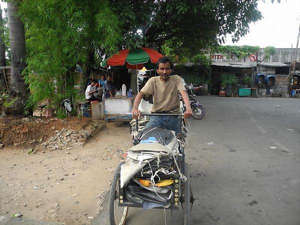 Tarp seller Jakarta