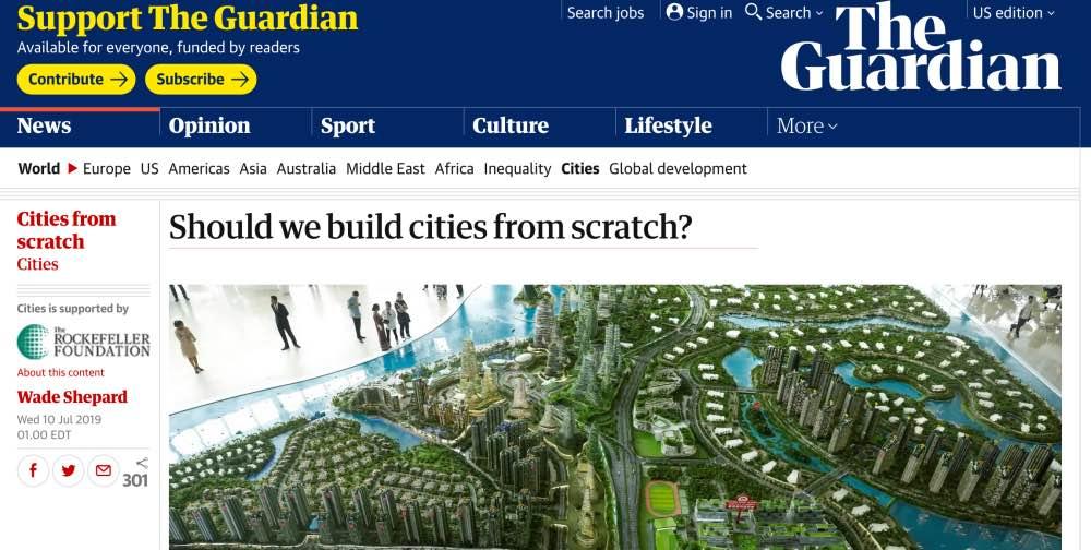 The Guardian Wade Shepard article