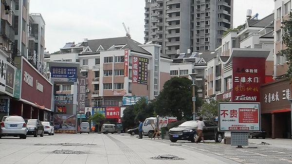 Tiantai new area_DCE