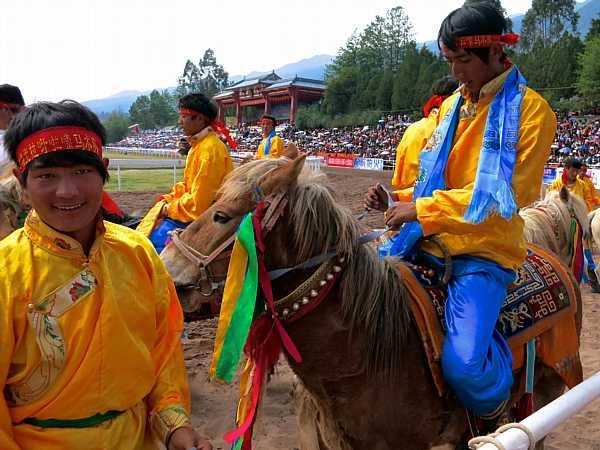 Tibetan Horse Racers_DCE
