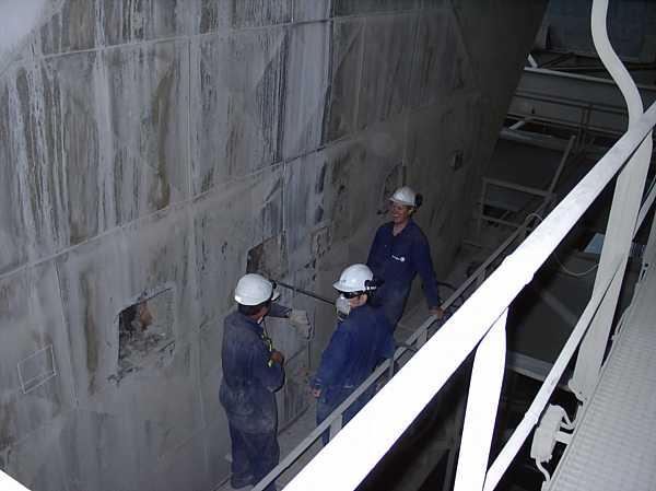 Turkish Power Plant Testing