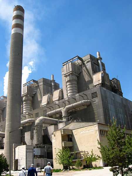Turkish Power Plant