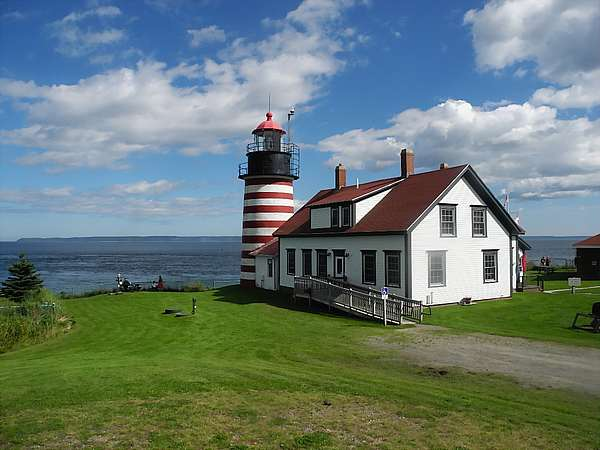 West Quoddy Head Lighthouse 7