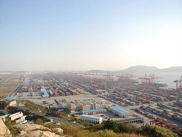 Yangshan Deep Water Port 6