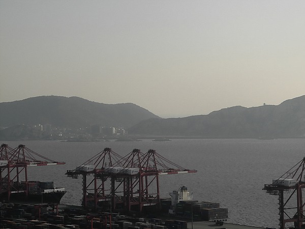 Yangshan Deep Water Port 8