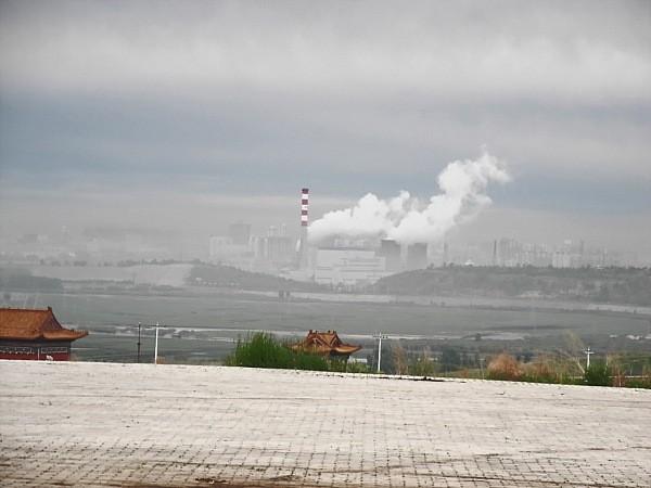 Power plant in Hulun Buir.