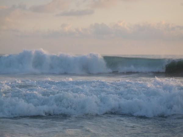 Waves At Zipolite