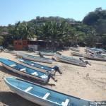 Boats Sand Beach