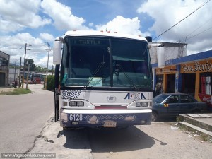 Mexican bus