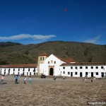 Villa de Leyva center