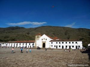 Villa de Leyva center