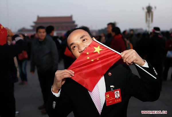 China Selects It's New Leaders Amid Scandal, Corruption, and the Year of the Dragon post image