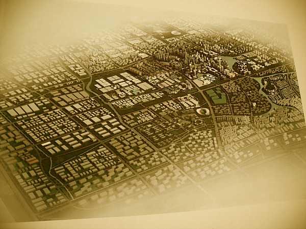 China Medical City render
