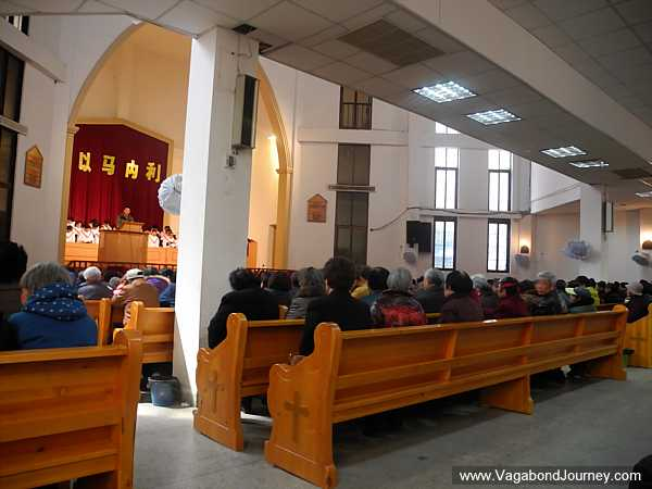 chinese-church