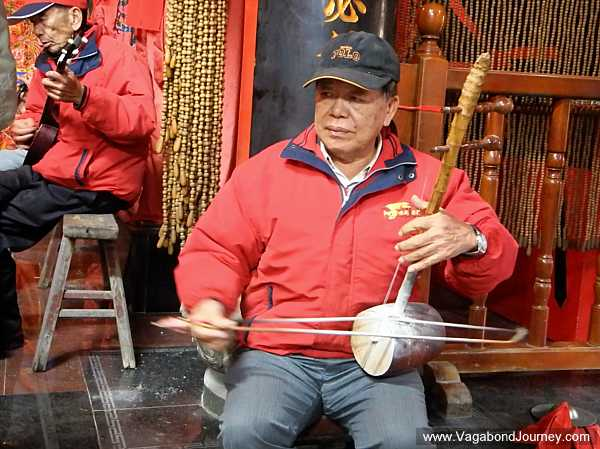Traditional Chinese Musical Instruments Used in Religious Ceremonies post image