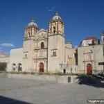 Church Oaxaca City