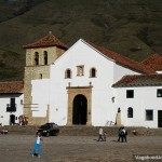Church in Villa de Leyva