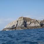 Cliff in Ocean