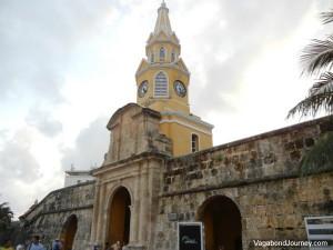 Clock Tower Cartagena