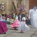 Dancers Mexican Wedding