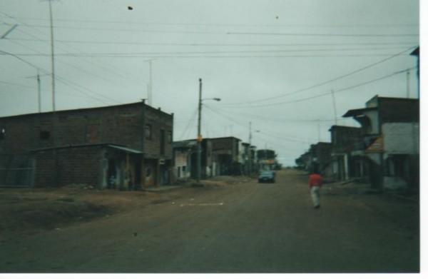 Ecuador - where I first began learning Spanish