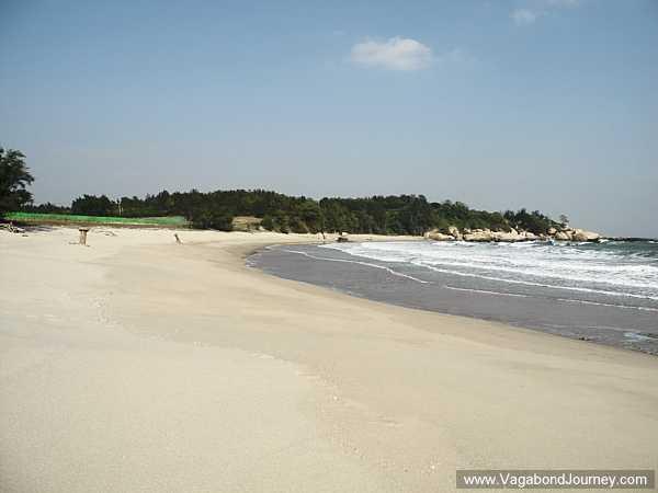 Kinmen beach