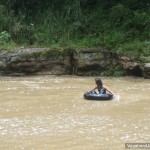 Float San Gil River