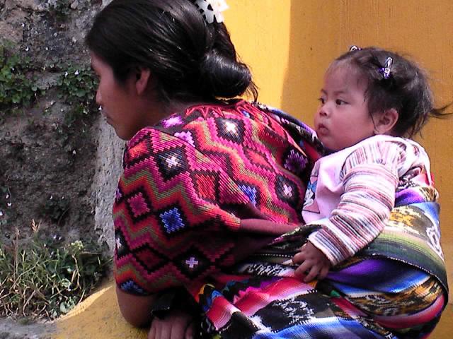 Guatemalan Baby Papoose Jpg