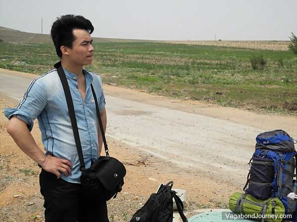 hitchhiking-inner-mongolia
