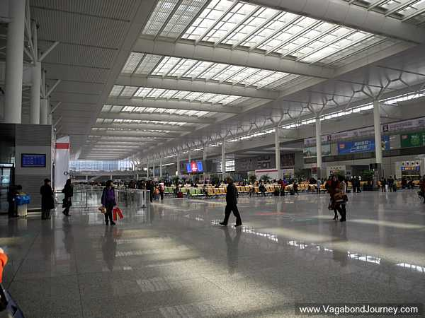Hongqiao Station, Shanghai: The Future of Train Stations? post image