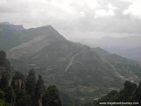 hunan-mountains