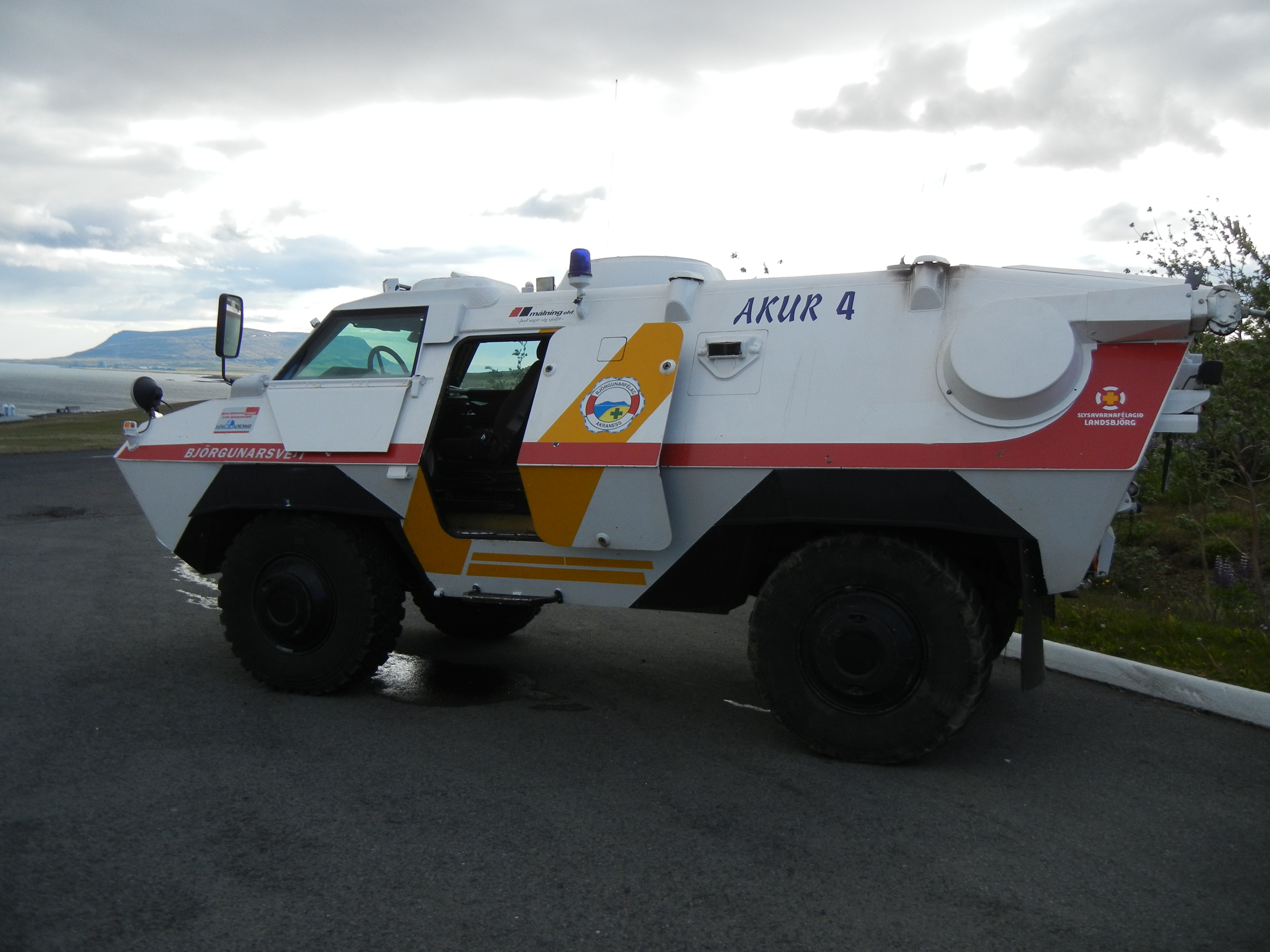 Iceland Search And Rescue