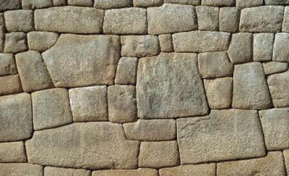 Machu Picchu bricks