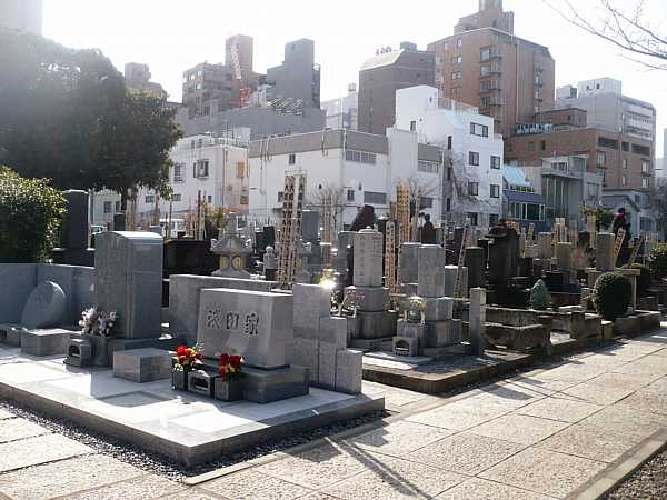 japanese-cemetary