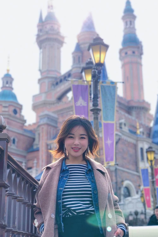 Shanghai themepark