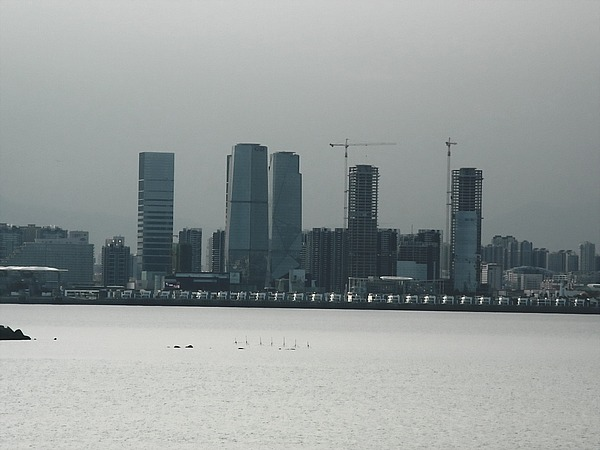 View of Xiamen