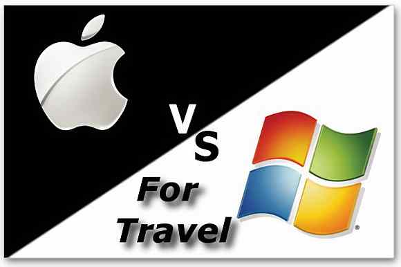 Mac vs. PC for travel