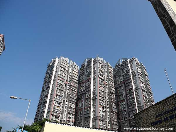 Macau apartment high-rises