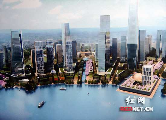 meixi-lake-cbd-plan