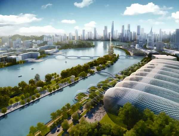 meixi-lake-new-city-changsha