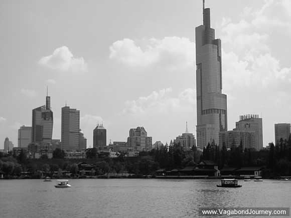 nanjing-skyline