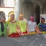 Oaxaca Giant Puppets