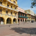 Colonial Buildings Plaza
