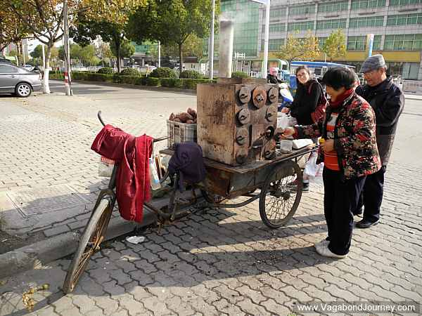 Portable Sweet Potato Oven: Another Side of Chinese Craftmanship post image